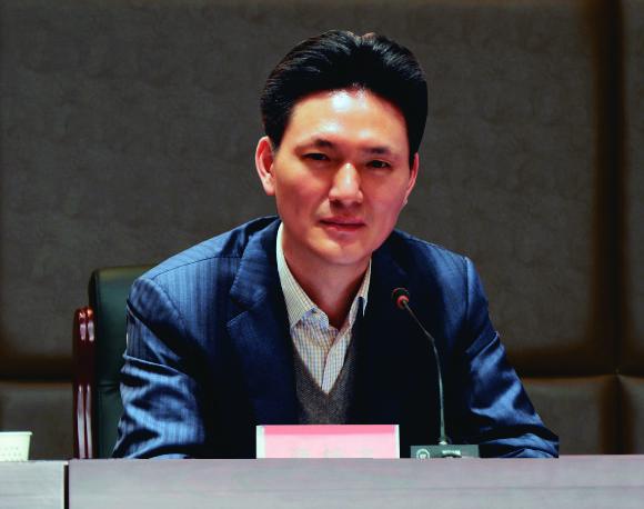 党委书记、董事长蒋扬名